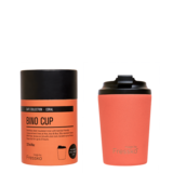 MADE BY FRESSKO - BINO REUSABLE COFFEE CUP 227ML/8OZ - CORAL
