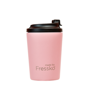 MADE BY FRESSKO - BINO REUSABLE COFFEE CUP 227ML/8OZ - FLOSS