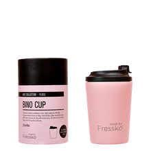 Load image into Gallery viewer, MADE BY FRESSKO - BINO REUSABLE COFFEE CUP 227ML/8OZ - FLOSS