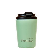 Load image into Gallery viewer, MADE BY FRESSKO - BINO REUSABLE COFFEE CUP 227ML/8OZ - MINTI