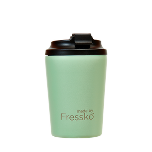 MADE BY FRESSKO - BINO REUSABLE COFFEE CUP 227ML/8OZ - MINTI