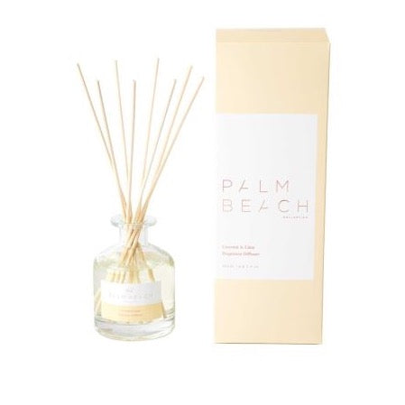 PALM BEACH COLLECTION COCONUT & LIME FRAGRANCE DIFFUSER