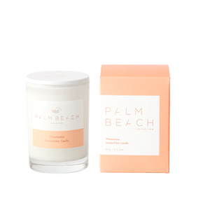 PALM BEACH COLLECTION WATERMELON MINI CANDLE