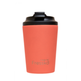 MADE BY FRESSKO - CAMINO REUSABLE COFFEE CUP 340ML/12OZ - CORAL