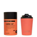 Load image into Gallery viewer, MADE BY FRESSKO - CAMINO REUSABLE COFFEE CUP 340ML/12OZ - CORAL