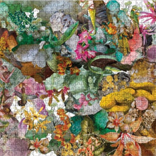 Load image into Gallery viewer, JOURNEY OF SOMETHING 1000 PIECE PUZZLE - FLORA +