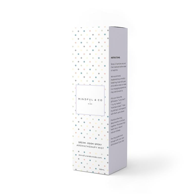 MINDFUL & CO KIDS - DREAM AROMATHERAPY SPRAY