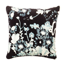 Load image into Gallery viewer, BONNIE & NEIL - ANOMI BLACK VELVET CUSHION - 60CM