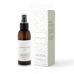 MINDFUL & CO KIDS - FOCUS AROMATHERAPY SPRAY