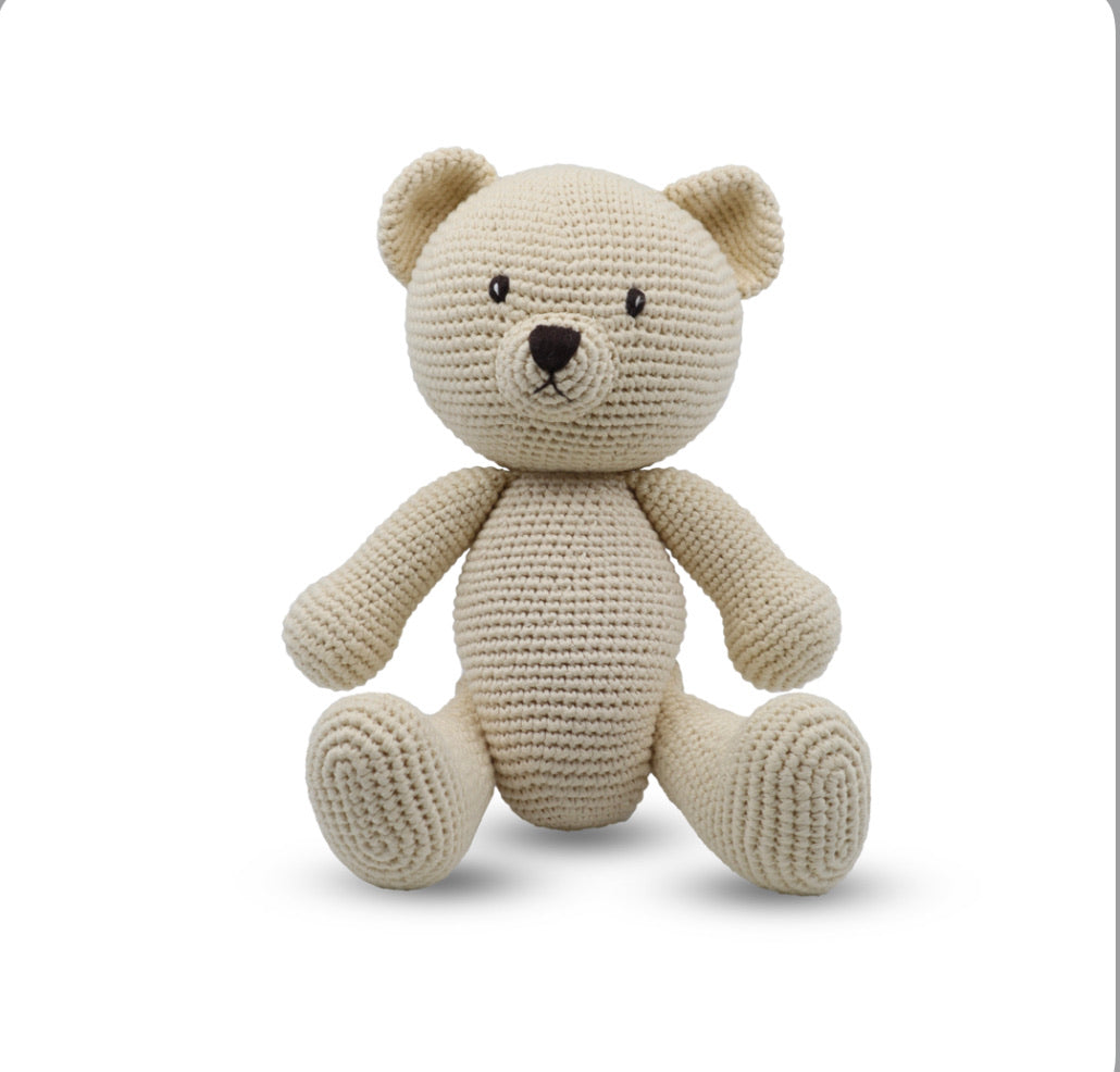 SNUGGLE BUDDIES - MEDIUM TOY - TEDDY