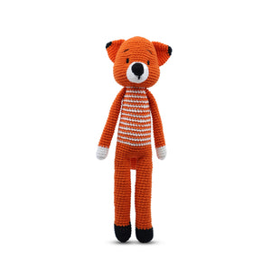 SNUGGLE BUDDIES - SLIM STANDING TOY - FOX