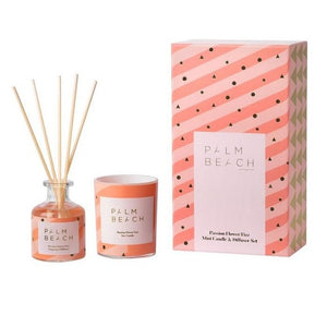 MINI CANDLE & DIFFUSER PACK - PASSION FLOWER FIZZ