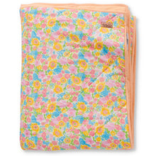 Load image into Gallery viewer, KIP & CO - SPRING POLLEN BABY QUILTED COT BEDSPREAD