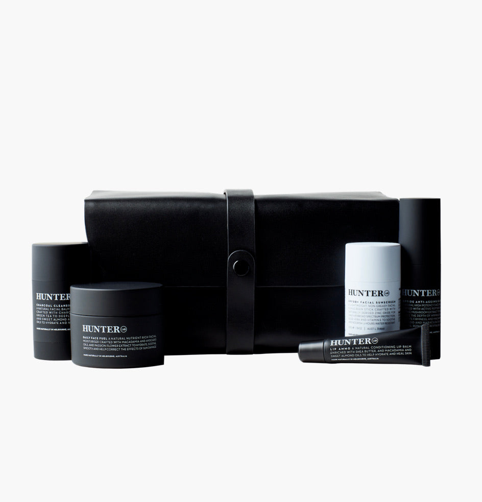 HUNTER LAB -  ULTIMATE SKIN HEALTH ARMOURY