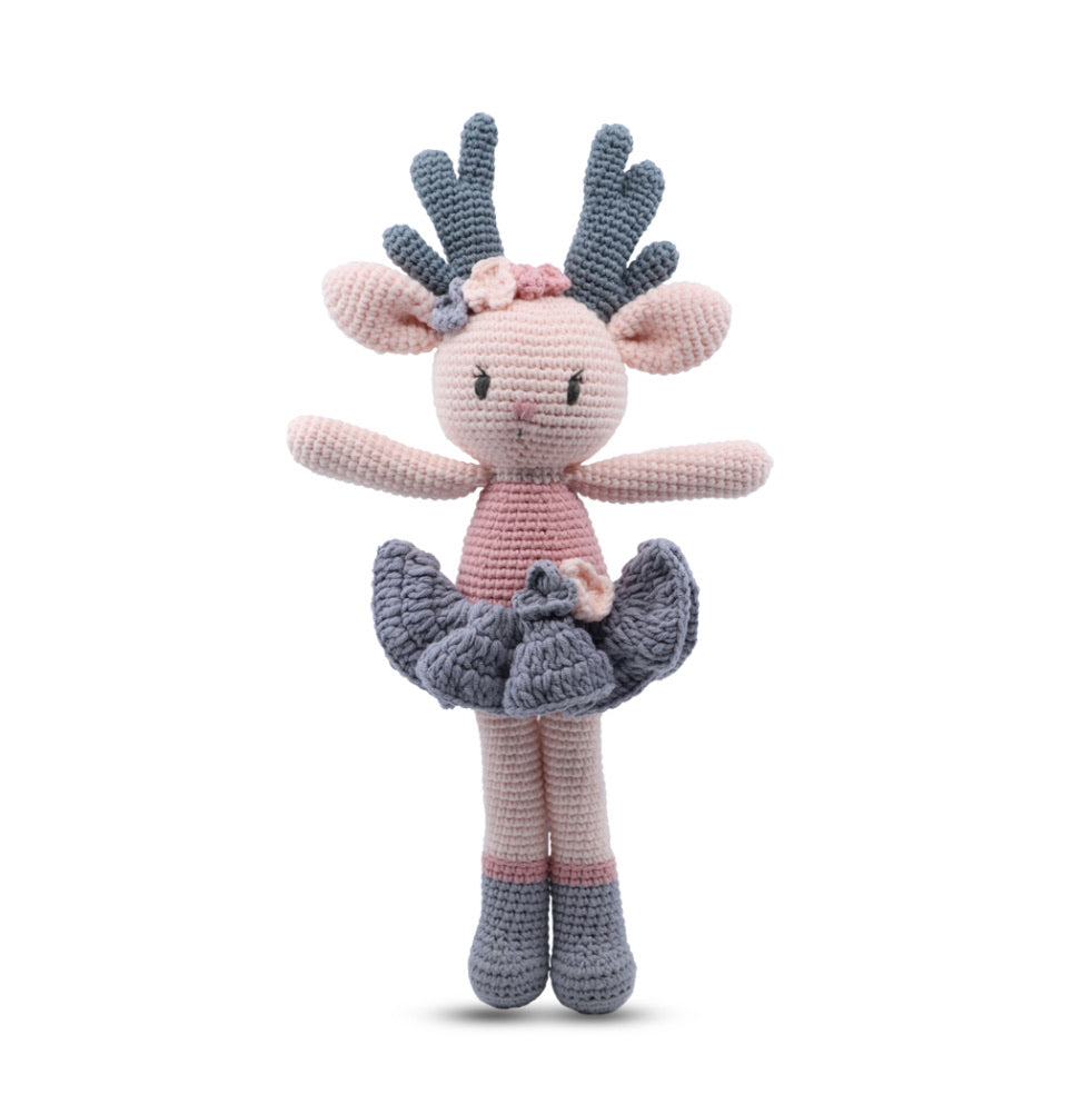 SNUGGLES BUDDIES - MEDIUM TOY - GAZELLE