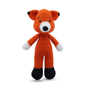 SNUGGLE BUDDIES -  MINI STANDING TOY - FOX