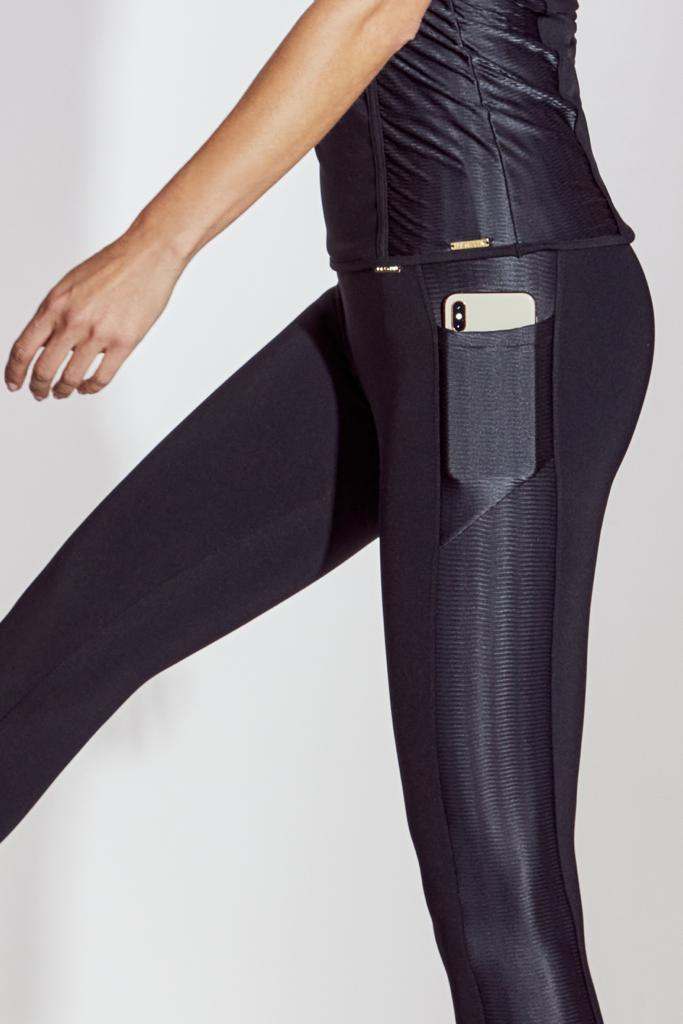 Deblon Sports Lynn Leggings Zwart