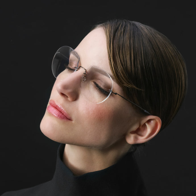 Single Vision Prescription Lenses with Blue Light Filtering