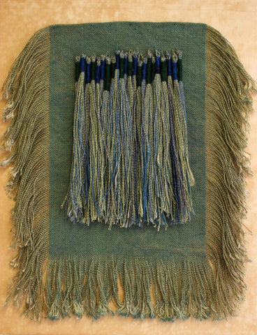 Fringe on Silk #3