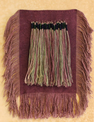 Fringe on Silk #4