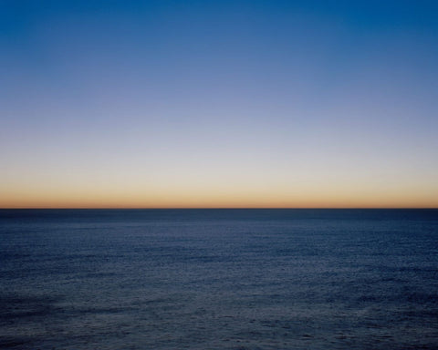 Seascape #10 (Yellow Dawn)