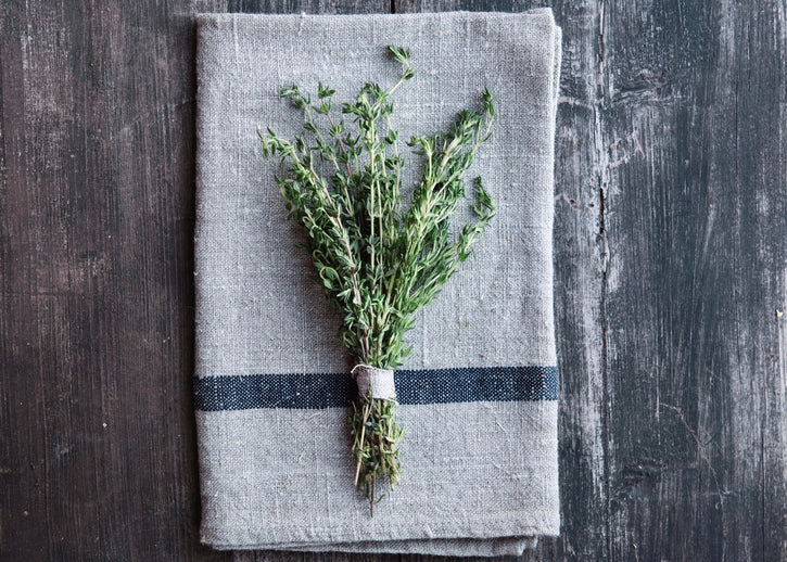 brightening up with fresh herbs