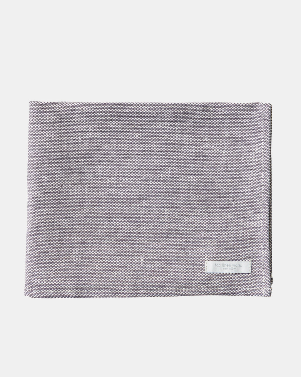Linen Chambray Towel: Medium
