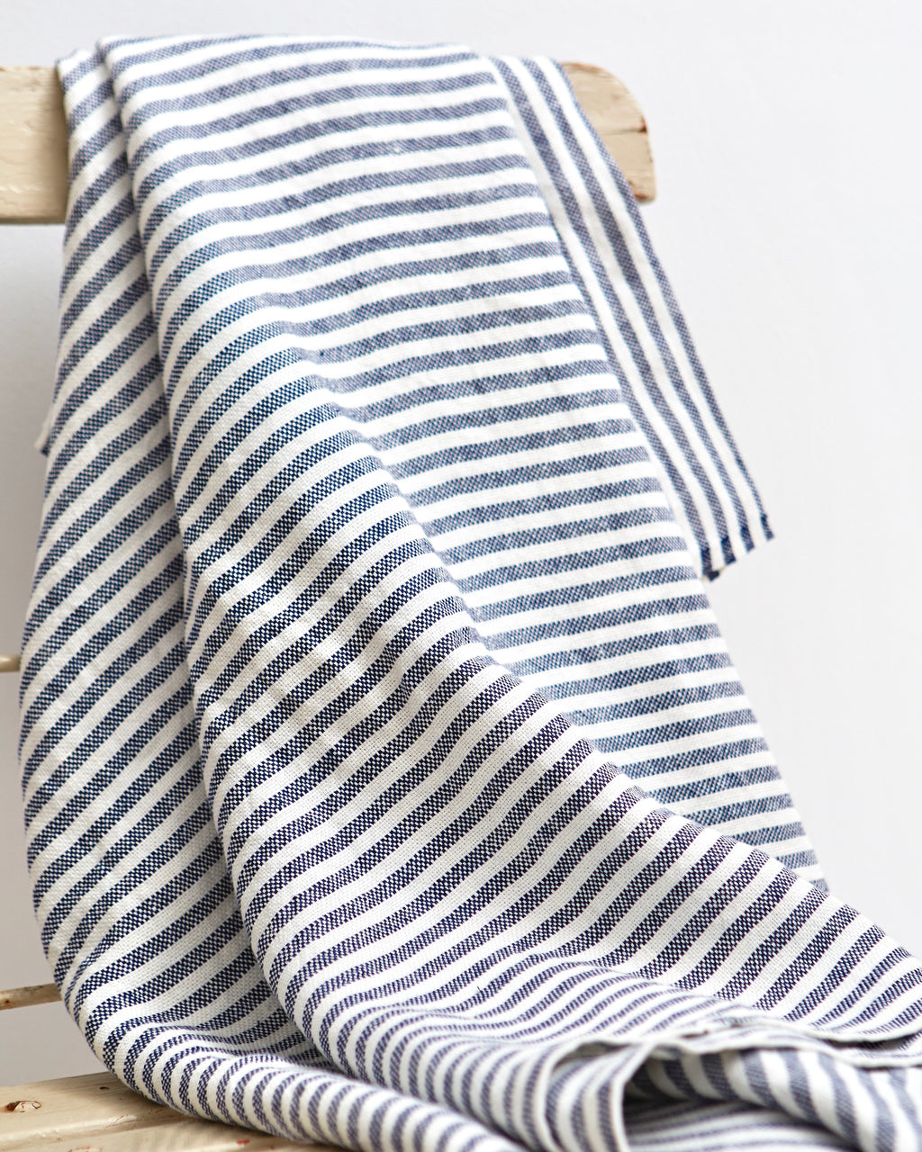 Chambray Linen Blankets