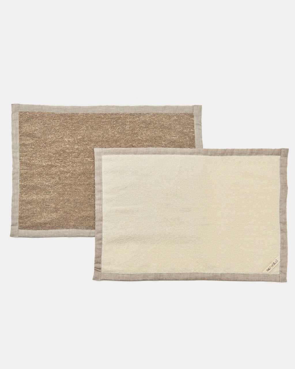 Linen Massage Bath Mat