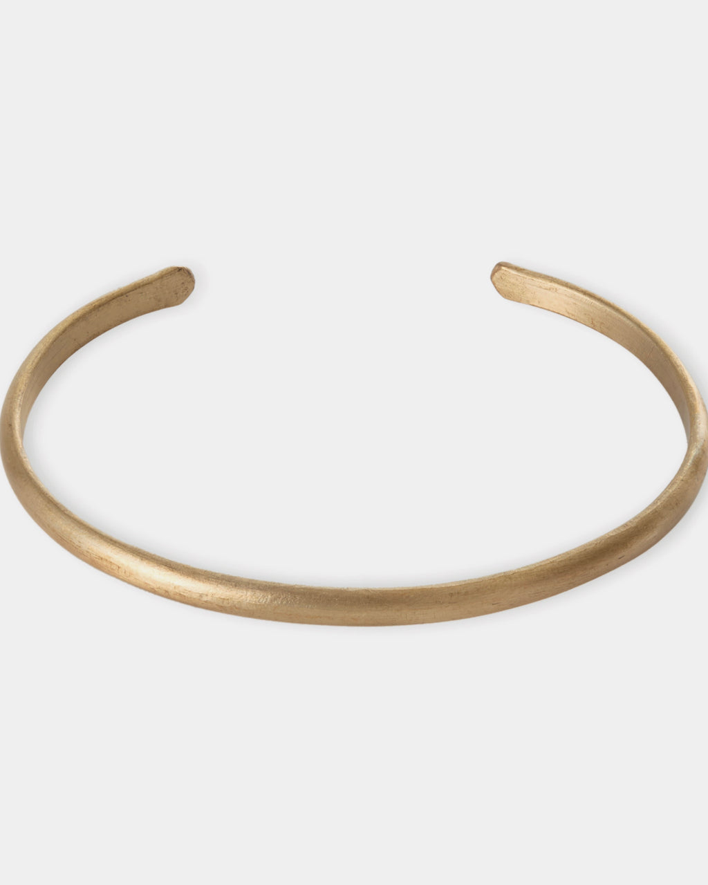Brass Bracelet: Drop