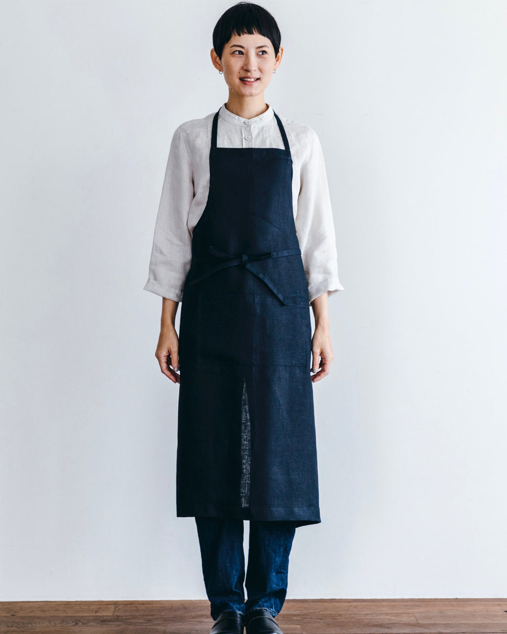 Full Apron: Navy