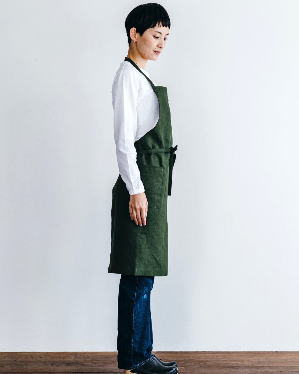 Daily Apron: Laurel