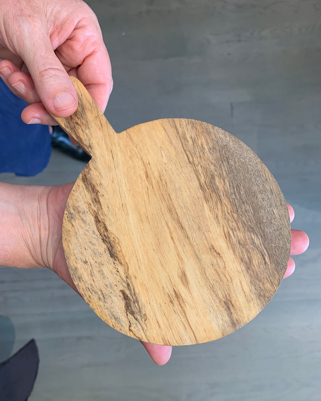 Mango Wood Board: Round