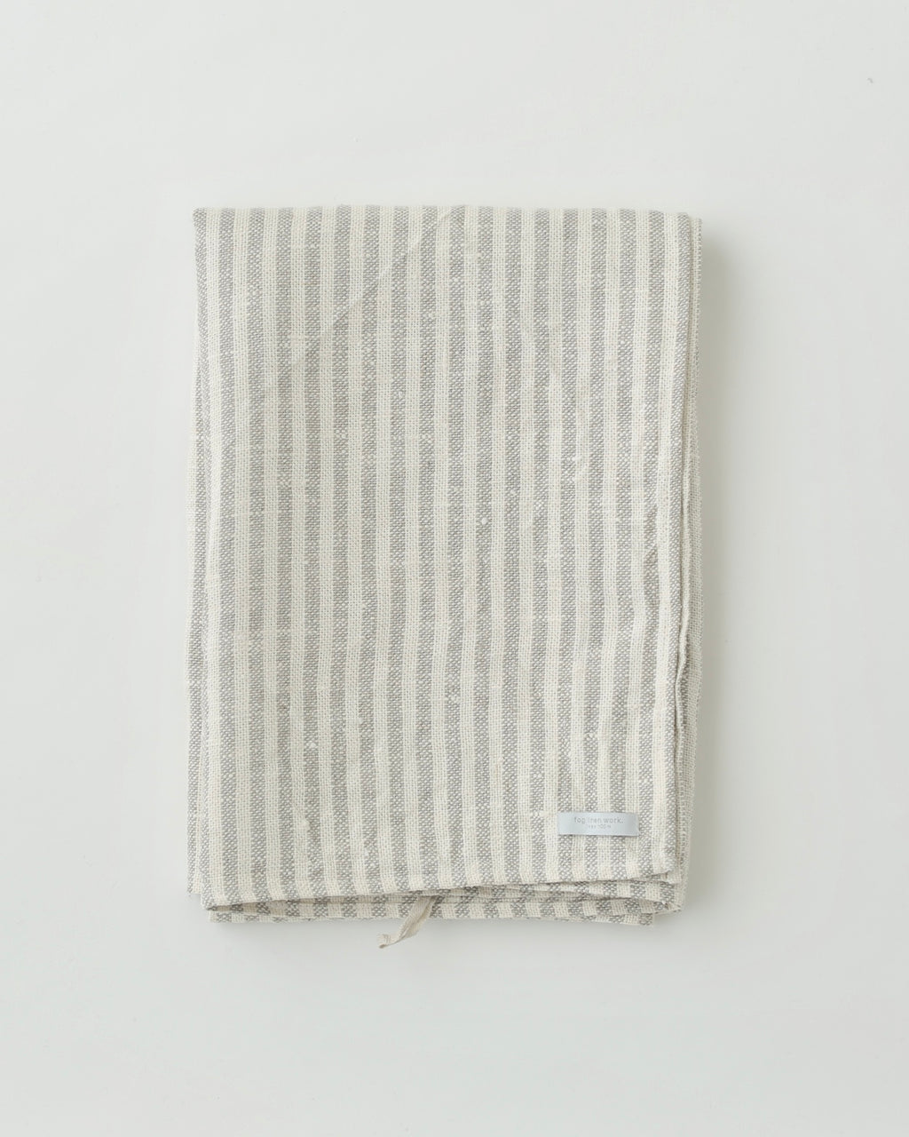 Linen Chambray Towel: Large