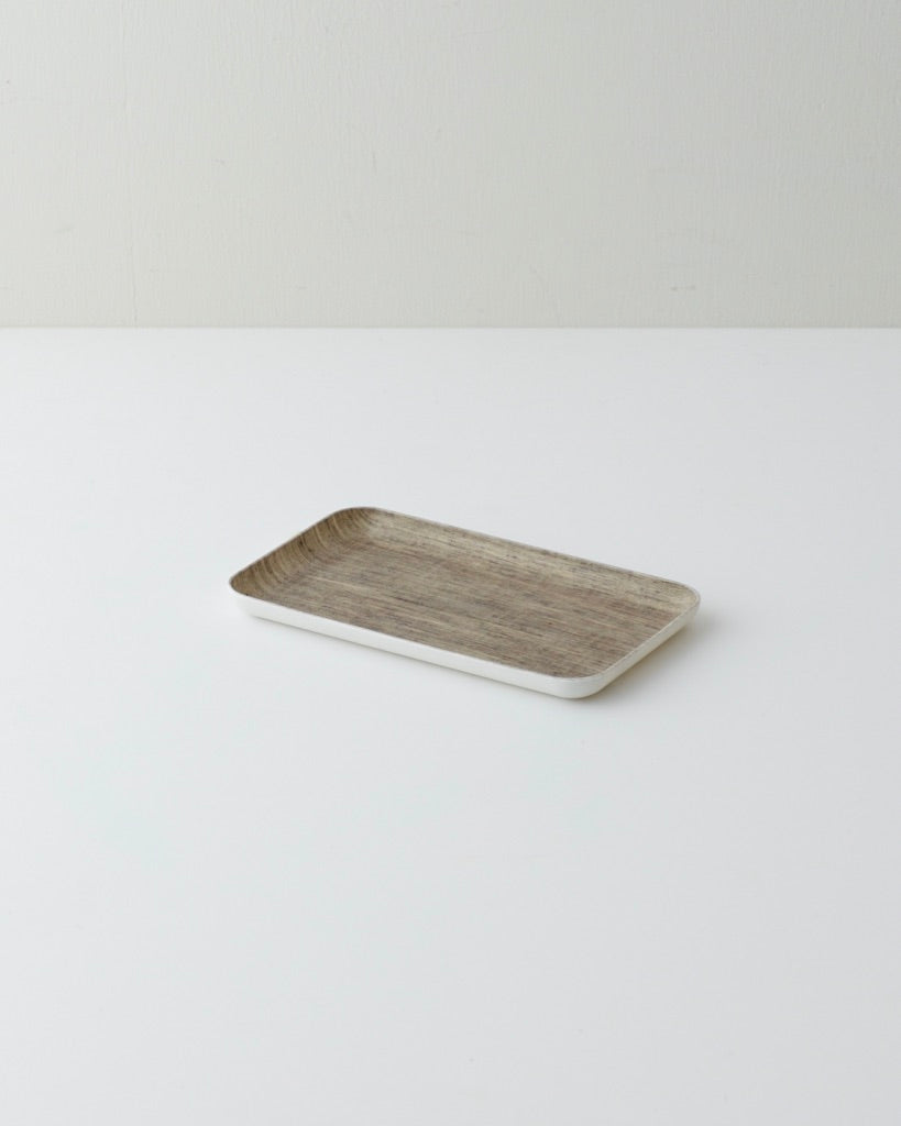 Linen Tray Small: Natural