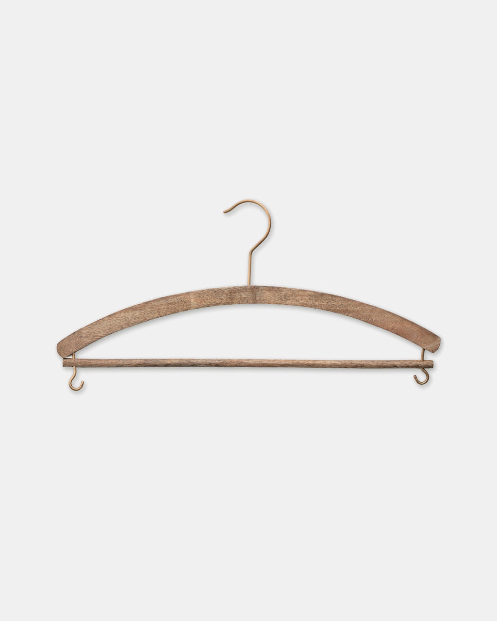Mango Wood Skirt Hanger