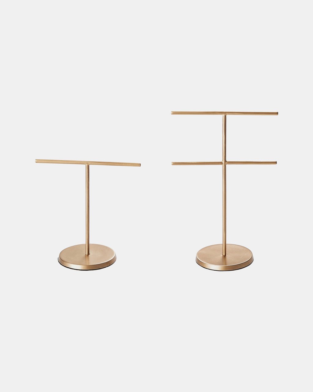 Brass Accessory Stands