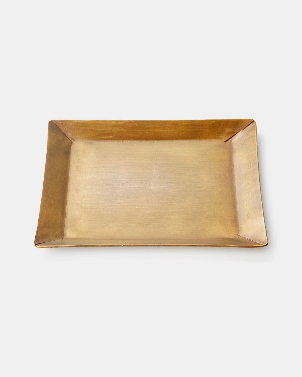 Brass Plate Rectangle