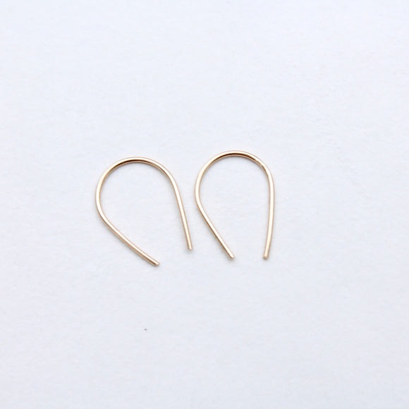 Mini Gold Fill Horseshoe Threader
