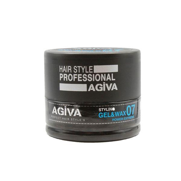 Agiva Hair Gel 07 - Empire Barber Supply