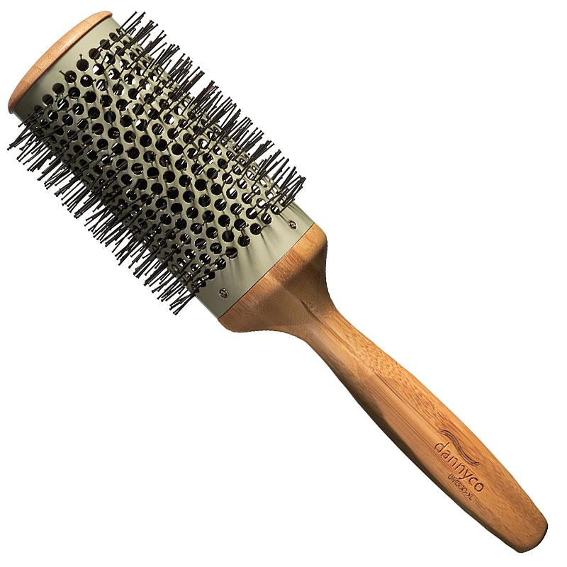 DannyCo XL Bamboo Round Brush