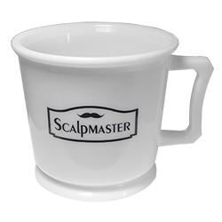 Scalpmaster Professional Shaving Mug - Empire Barber Supply