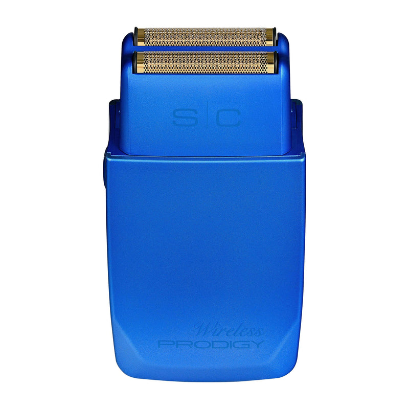 StyleCraft Wireless Prodigy Foil Shaver - Metallic Matte Blue
