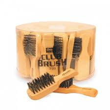 Magic Gold Mini Club Brush Oak - Empire Barber Supply