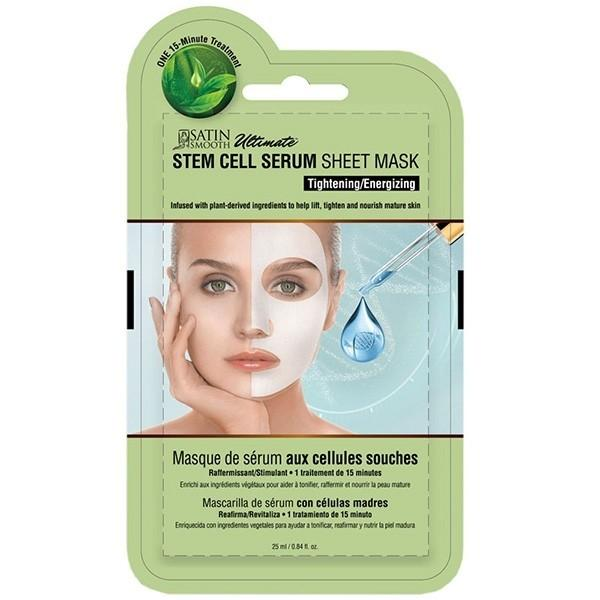 Satin Smooth Stem Cell Serum Sheet Mask
