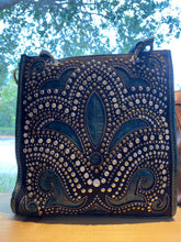 Load image into Gallery viewer, Montana West Bling Bling Collection Concealed Satchel/Crossbody