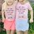 Mommy & Kids Sorry Boys Matching Tees