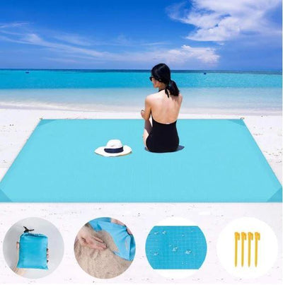 Sand-Proof Beach Blanket