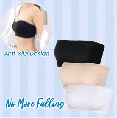 Silky Padded Bandeau