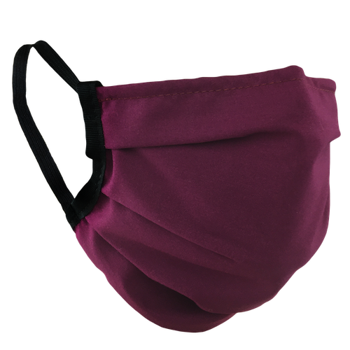 Wine Red - Surgical Style Face Mask